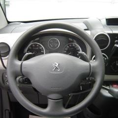 Peugeot Partner bva: les manettes accélérateurs/frein