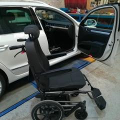 Turny - Carony sur un Renault Kangoo II